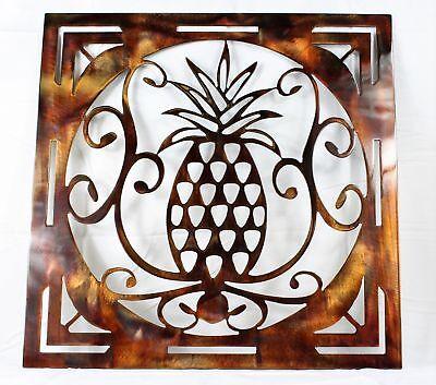 Ornamental  Square Pineapple  24