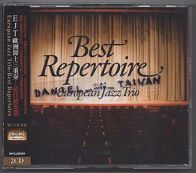 European Jazz Trio: Best Repertoire (2012) 2CD OBI TAIWAN ()