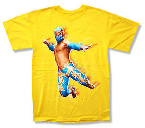 Well hit the ring wearing the latest WWE t-shirts. No one will be able to see you coming in a John Cena t-shirt. Knock out your haters with WWE merchandise, such as WWE action figures and wrestling t-shirts.