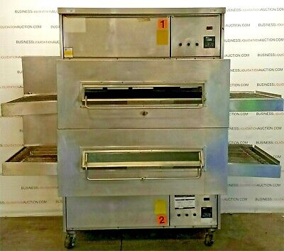 Middleby Marshall Conveyor Gas Pizza Oven Ps360s