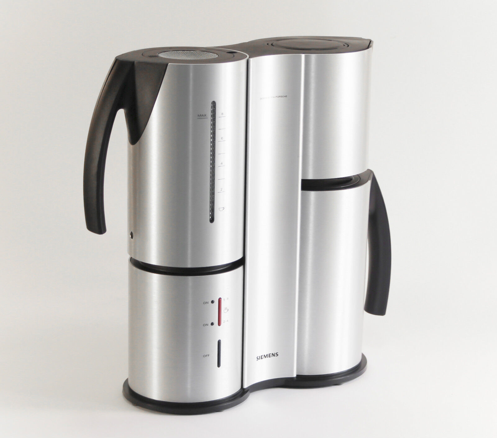 Top siemens porsche design kaffeemaschine 1jahr for Design versand