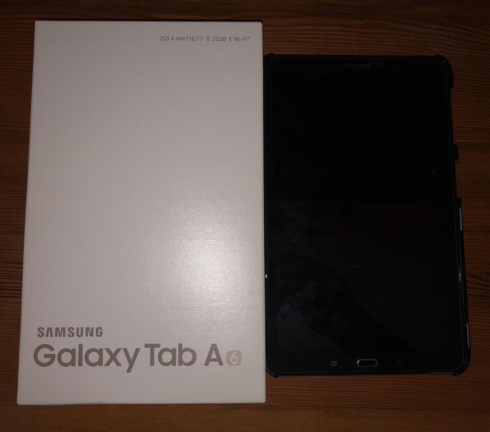 Tablet Samsung Galaxy Tab A6 in Thüringen - Ponitz