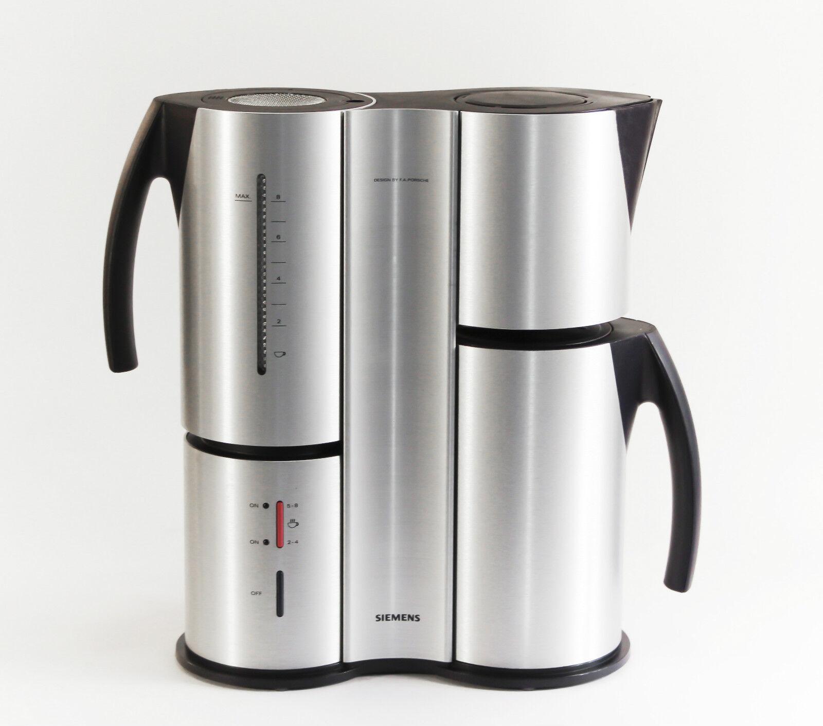 Top siemens porsche design kaffeemaschine 1jahr - Siemens wasserkocher porsche design undicht ...