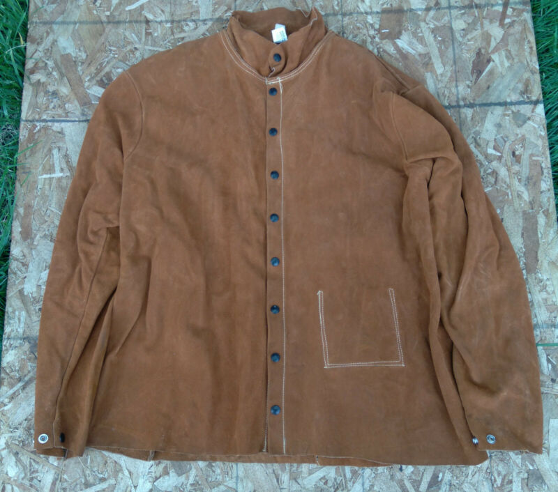 Lightly used condition MAGID XL Leather Welding Coat