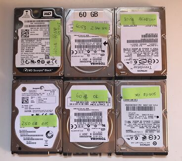 """2.5"""" HDD from $5"""