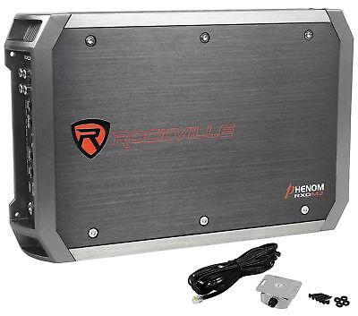 Rockville RXD-M2 3000 Watt/1500w RMS Mono Class D 1 Ohm Amplifier Car Stereo Amp ()