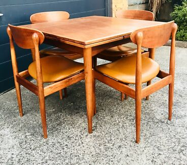 Parker Sideboard In Canberra Region ACT Dining Tables Gumtree - Parker mid century dining table