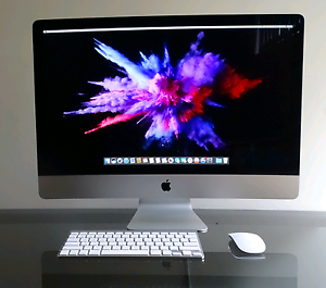 Apple iMac 27 inch Mawson Lakes Salisbury Area Preview
