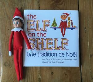 Elf on the Shelf/lutin malin