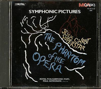 Jesus Christ Superstar / Phantom Of The Opera (CD, 1988, MCA Classics)
