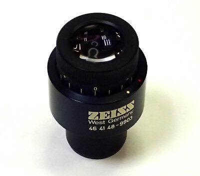 Zeiss 46 41 48-9903 Microscope Eyepiece Kpl-w12.5x20