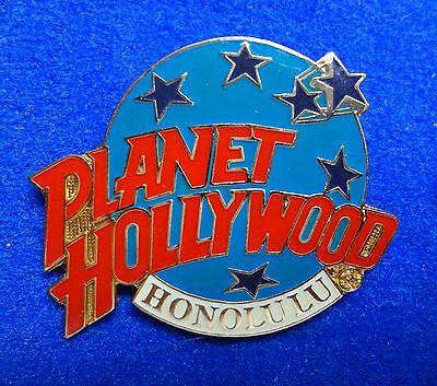 Honolulu Hawaii Planet Hollywood Movie Restaurant Blue Planet Stars Logo PH (Blue Planet Honolulu)