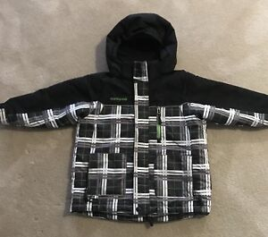 Boys winter jacket size 6