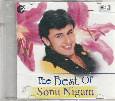 The Best Of Sonu Nigam [Cd] Tip / UAE Released