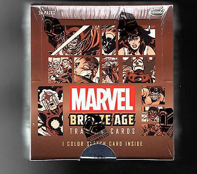 Marvel Bronze Age sealed Box
