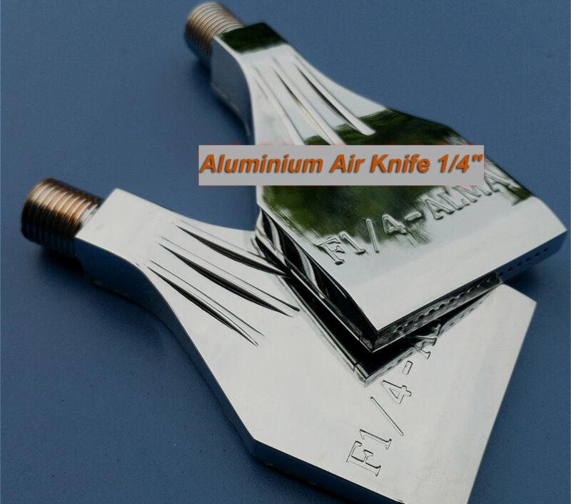 5pcs Aluminium Air Blower Air Nozzle Air Knife 1/4