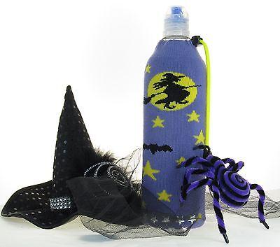 Holloween-Foldable Insulated Wine Bottle Bag Water Bottle Ko