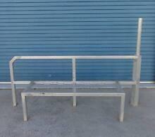 Pontoon Seat - Aluminium Pontoon Seating System & Light Post Runaway Bay Gold Coast North Preview