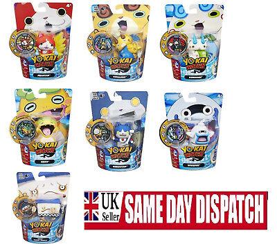 YO-KAI Watch Figures Medal Moments Set HASBRO Kids toys YOKAI FIGURE NEW GIFTS