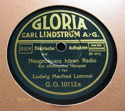 Ludwig Manfred Lommel - Neugebauers hören Radio 1&2 Teil GLORIA GO 10112 (153)