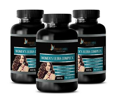 female energy booster - WOMEN'S ULTRA COMPLEX 3B- multivitamin for women
