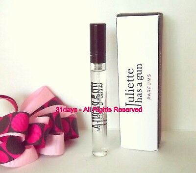 NEW Juliette Has a Gun Parfums Not a Perfume Purse Spray .18 oz 5.5 ml ()