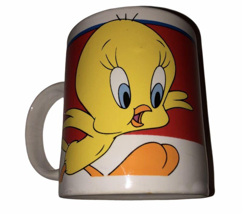 Tweety Bird Looney Tunes Coffee Mug By Gibson 1998 Warner Brothers