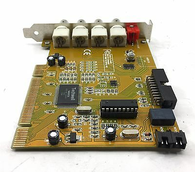Intersil Techwell Inc  Tw6805a Pci Dvr Capture Card