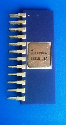 Bg1739mw National Semiconductor Gold Leads