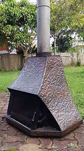 Copper Fireplace North Epping Hornsby Area Preview