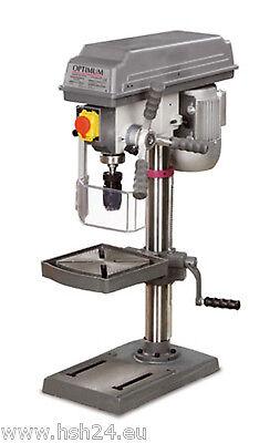 OPTIMUM Tischbohrmaschine Opti B 17 Pro