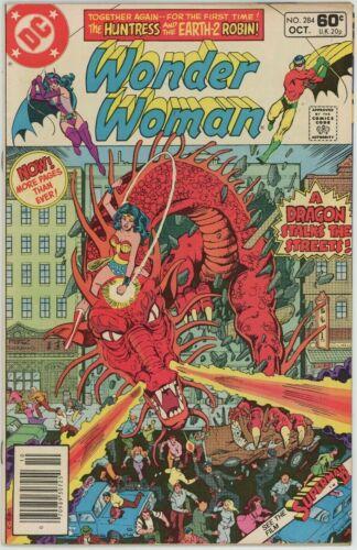 Wonder Woman #284 (Oct. 1981, DC)