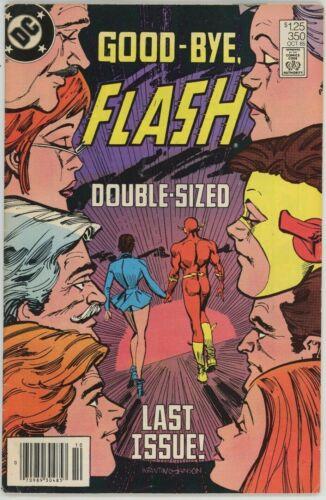 Flash #350 (Oct. 1985, DC)
