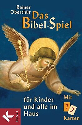 Das Bibel-Spiel für Kinder und alle im Haus Mit 72 Karten  (Bibel-spiel Kinder)