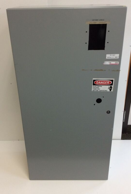 "Hoffman C-SD482412 Industrial Electrical Panel Enclosure 48"" x 24"" x 12"" Gray"