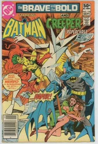 The Brave and The Bold #178 (Sep. 1981, DC)