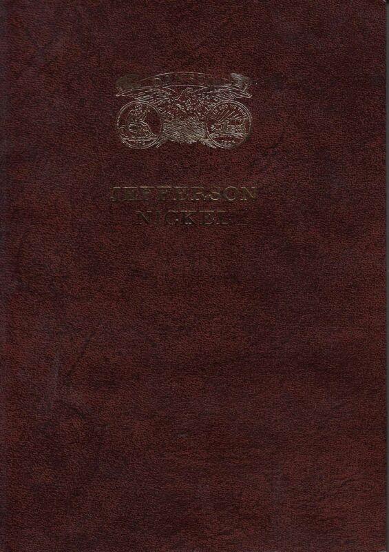 Dansco Folder For US Jefferson Nickel 1938-2007 D All In One w/ 20 Extra Slots