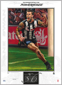 JAMIE COOPER  DANE SWAN  POWERHOUSE  COLLINGWOOD MAGPIES