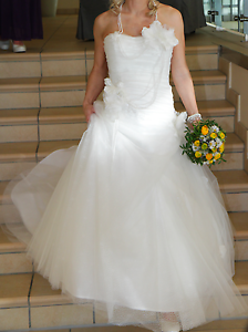 Rembo styling Vintage collection Wedding dress Size 8/10 North Parramatta Parramatta Area Preview