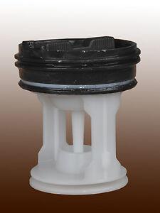 couvercle de la cr pine de la pompe filtre machine laver bauknecht ebay. Black Bedroom Furniture Sets. Home Design Ideas