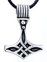 N º 72 : Martillo De Thor Colgante Plata 925 Mjöllnir Mjollnir Nudos -  - ebay.es
