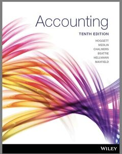 Accounting 10th Edition