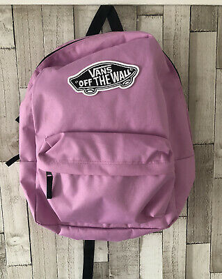Vans Realm plus Backpack - Lilac  - Backpack Purple