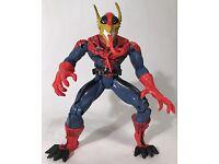 Marvel Comics-Spiderman Arachniphobia-Spider-Goblin