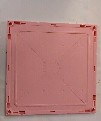 Barbie 1995 Pink 'n Pretty House 11418 Replacement Part Floor Panel Mattel