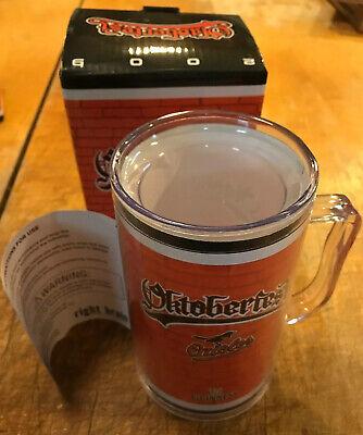 Oktoberfest Plastic Beer Mugs (Guinness Oktoberfest Baltimore Orioles Insulated Plastic Beer Mug)