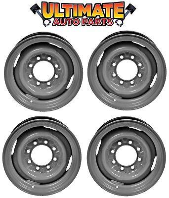 Steel Wheel Rim (16x7 inch) Wheels (Set of 4) SRW for 92-97 Ford F-250 for sale  Portland