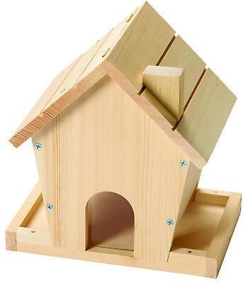 Stanley Jr. Bird Feeder Kit | Perfect Woodworking Gift for - Bird Feeders For Kids