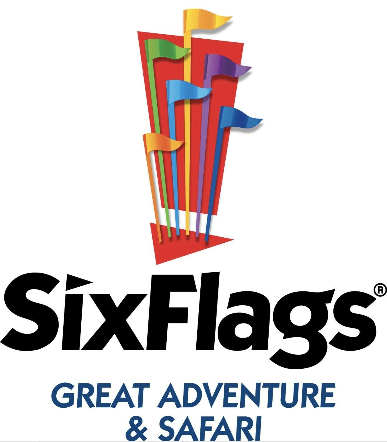Six Flags GREAT ADVENTURE $30 TICKET DISCOUNT SAVE PROMO ~ $9 PARKING SEND FAST