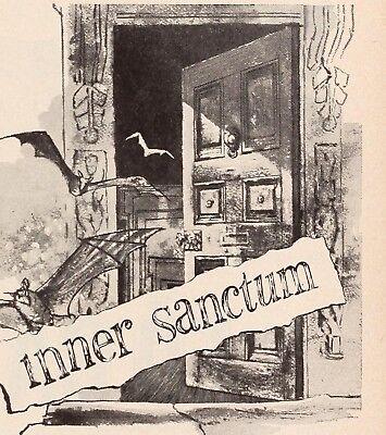 Inner Sanctum Mysteries TV & Old Time Radio collection OTR Creaking Door